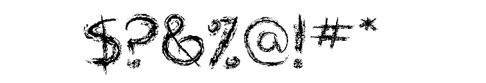 CMHOTNURSE Font OTHER CHARS