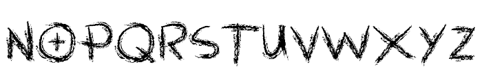 CMHOTNURSE Font LOWERCASE