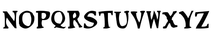 CMON NEAR Font LOWERCASE