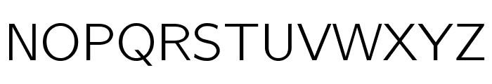 CMU Bright Roman Font UPPERCASE