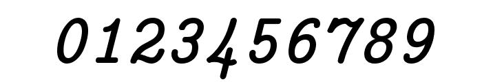 CMU Typewriter Text BoldItalic Font OTHER CHARS