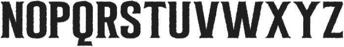 CONFESSION serif ttf (400) Font UPPERCASE
