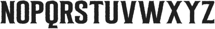CONFESSION serif ttf (400) Font LOWERCASE