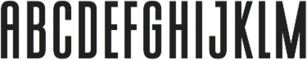 CONQUEST otf (500) Font UPPERCASE