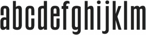 CONQUEST otf (500) Font LOWERCASE