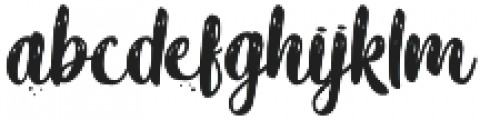 Coaster Quake otf (400) Font LOWERCASE