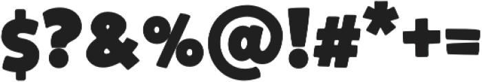 Cobnut otf (400) Font OTHER CHARS