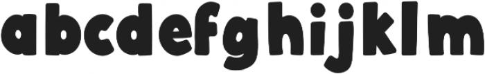 Cobnut otf (400) Font LOWERCASE