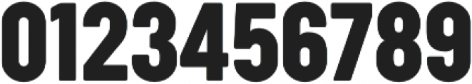 Cocogoose Compressed otf (400) Font OTHER CHARS