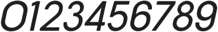Cocogoose Narrow Light Italic otf (300) Font OTHER CHARS