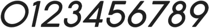 Cocogoose Pro Light Italic otf (300) Font OTHER CHARS