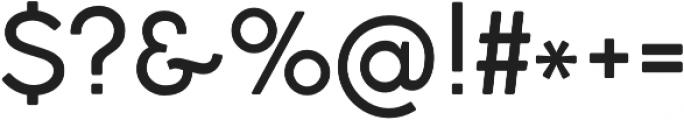 Cocogoose Pro Light otf (300) Font OTHER CHARS