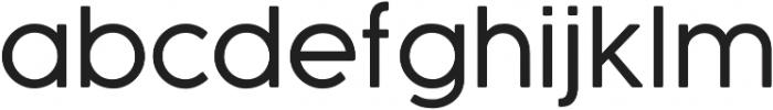 Cocogoose Pro Light otf (300) Font LOWERCASE