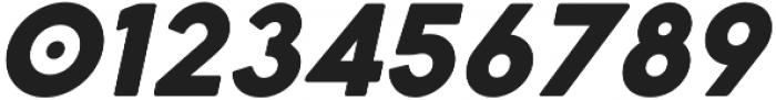 Cocomat Heavy Italic otf (800) Font OTHER CHARS