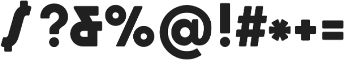 Cocosignum Corsivo Italico Heavy otf (800) Font OTHER CHARS