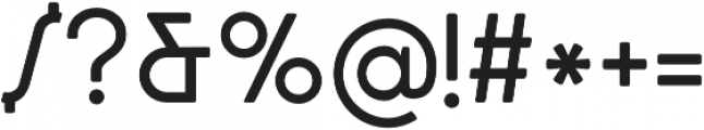 Cocosignum Maiuscoletto otf (400) Font OTHER CHARS