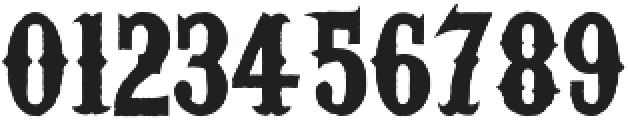 Coddiwomple Regular otf (400) Font OTHER CHARS