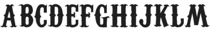 Coddiwomple Regular otf (400) Font LOWERCASE