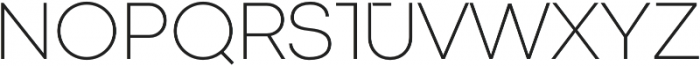 Codec Cold Logo Light otf (300) Font UPPERCASE