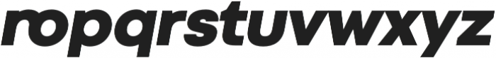 Codec Cold Logo otf (700) Font LOWERCASE