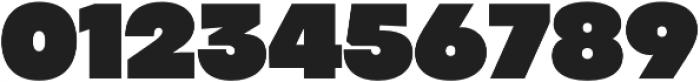 Codec Pro UltraBlack otf (900) Font OTHER CHARS