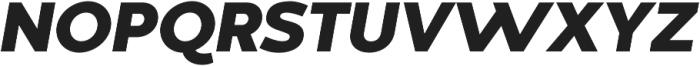 Codec Warm Logo otf (700) Font UPPERCASE