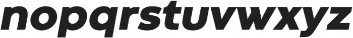 Codec Warm Logo otf (700) Font LOWERCASE