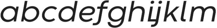 Codec Warm otf (400) Font LOWERCASE