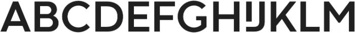Codec Warm otf (700) Font UPPERCASE