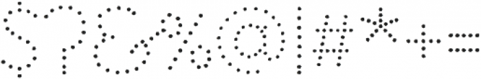 Codystar Pro otf (400) Font OTHER CHARS