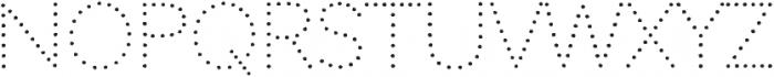Codystar Pro otf (400) Font UPPERCASE