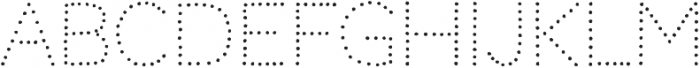Codystar Pro otf (400) Font LOWERCASE