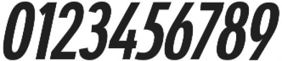 Coegit Condensed Medium Ital otf (500) Font OTHER CHARS