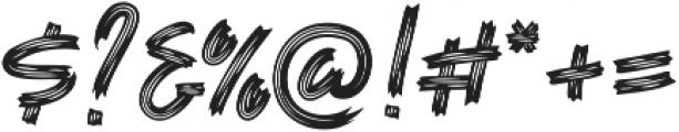 Coffee Bear ttf (400) Font OTHER CHARS