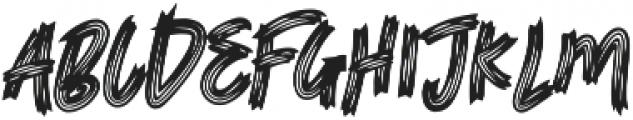 Coffee Bear ttf (400) Font UPPERCASE
