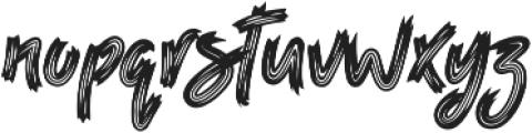 Coffee Bear ttf (400) Font LOWERCASE