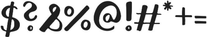 Coffee Date Regular ttf (400) Font OTHER CHARS