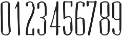 Cogswell Condensed Light otf (300) Font OTHER CHARS