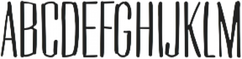 Cogswell Condensed Light otf (300) Font UPPERCASE