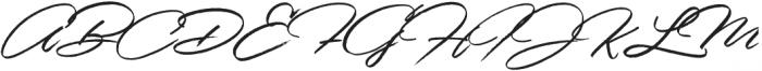 Colatin otf (400) Font UPPERCASE