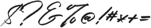 Colatin ttf (400) Font OTHER CHARS