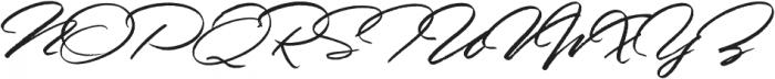 Colatin ttf (400) Font UPPERCASE