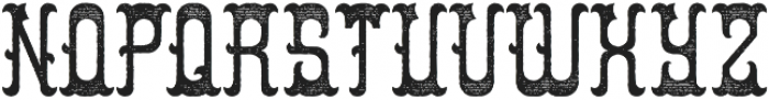 Colchester Aged otf (400) Font LOWERCASE