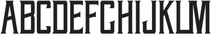 Coleen Regular otf (400) Font UPPERCASE