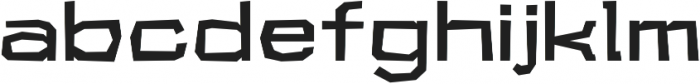 Coleman Duo otf (400) Font LOWERCASE