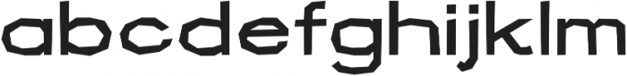Coleman otf (400) Font LOWERCASE