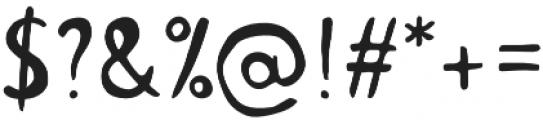 Colette otf (400) Font OTHER CHARS