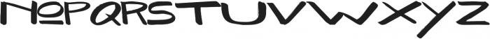 Colette ttf (400) Font UPPERCASE