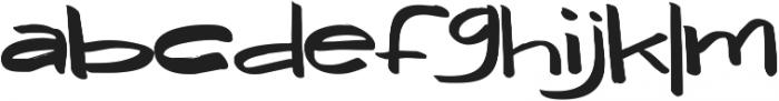 Colette ttf (400) Font LOWERCASE