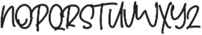 Colintha Script otf (400) Font UPPERCASE